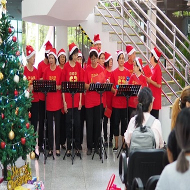 Christmas Carolling 2019