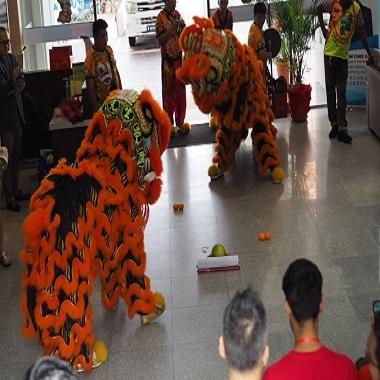 PSHK Lion Dance Performance 2020