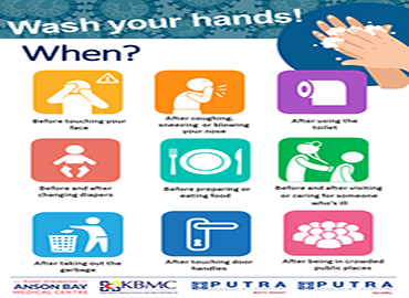 Wash Your Hand!