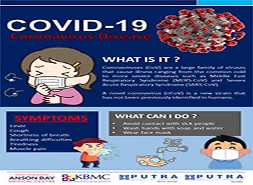 COVID-19: Coronavirus Disease