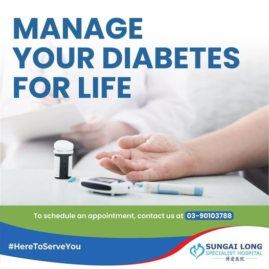 Manage Your Diabetes For Life