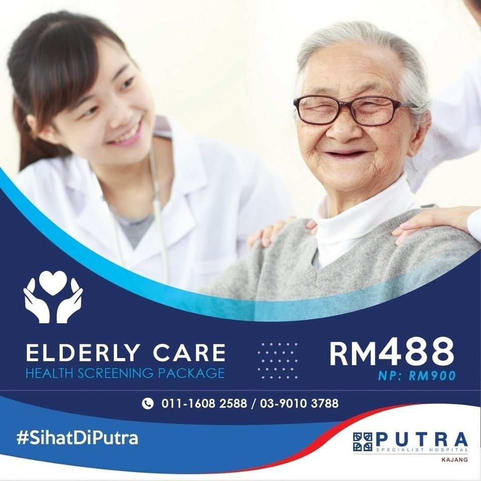 Elderly Health Screening Package