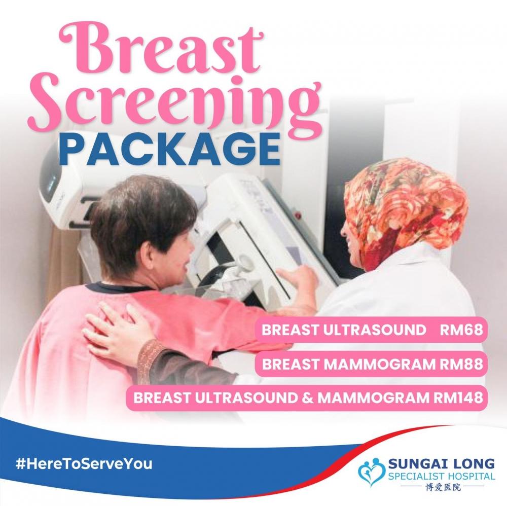 Breast Screening Package