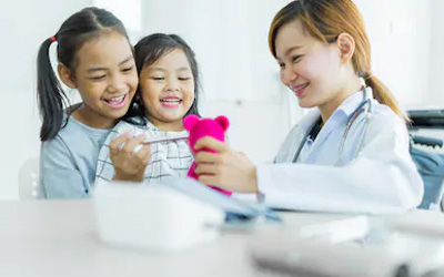 Paediatrician (Children Specialist)