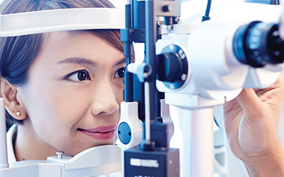 Ophthalmology (Eye Specialist)